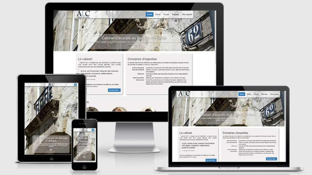 Website for ALC
