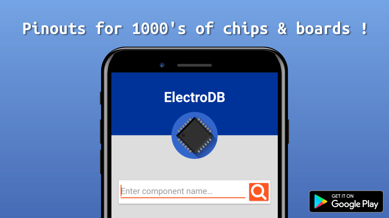 ElectroDB - Android app
