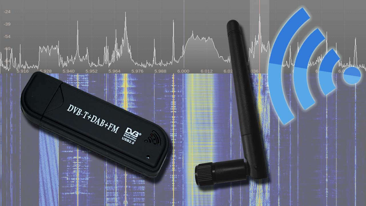 Getting started with RTL-SDR