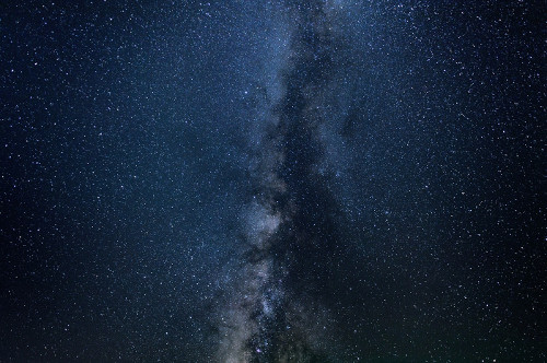 Milky Way, photo by Nathan Anderson