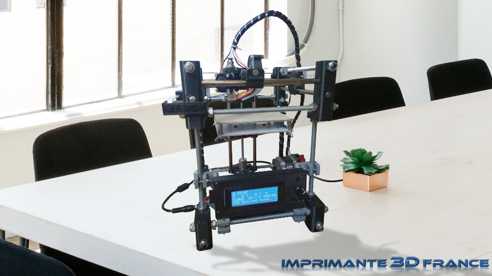 S3D Evolved - compact 3D printer